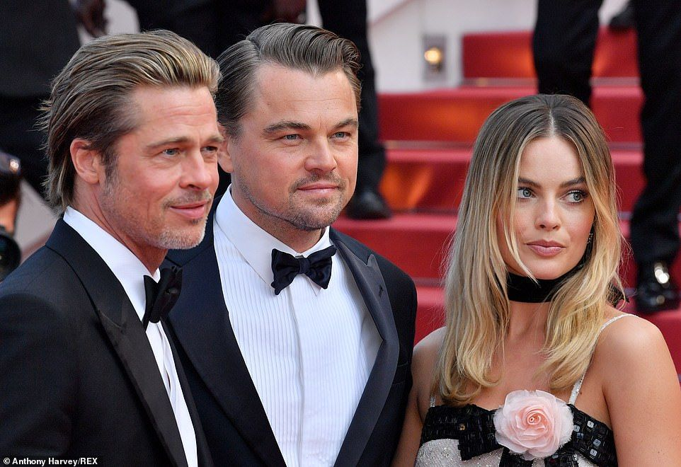 Leonardo DiCaprio leads stars at Once Upon A Time In