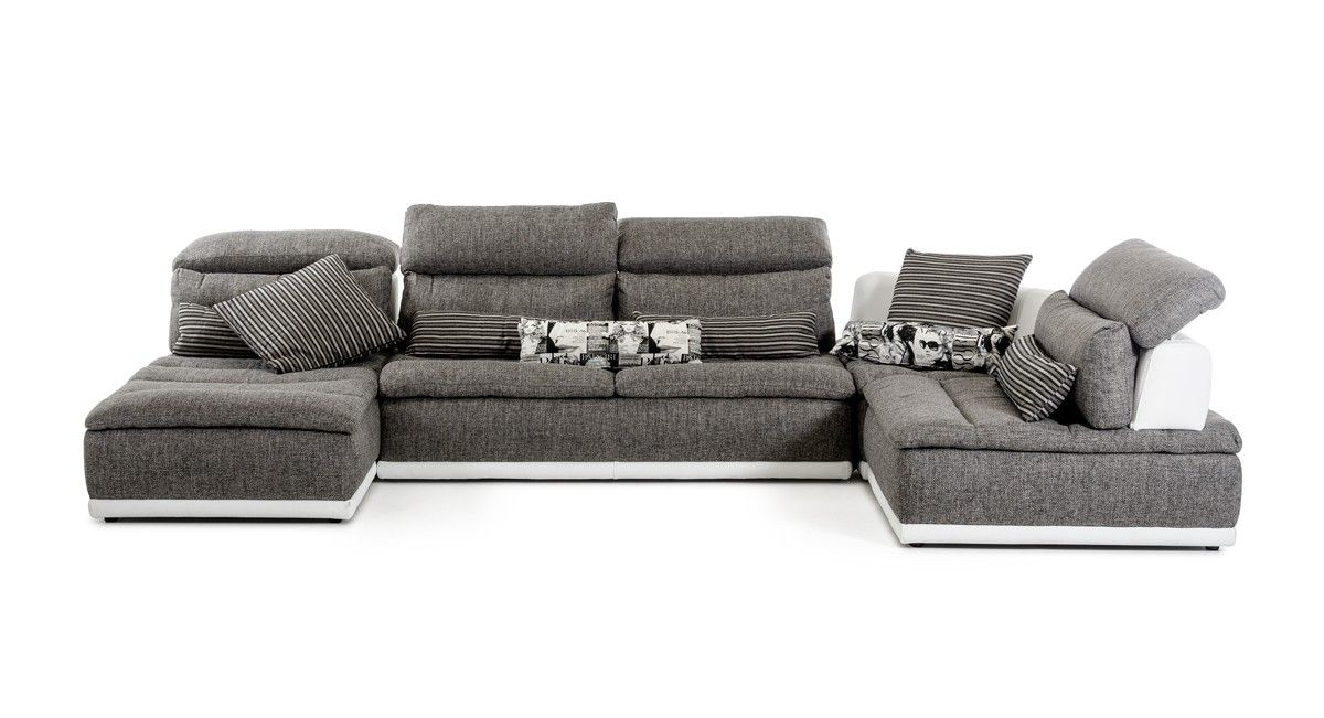 Functional Stylish And Comfortable The Panorama Sectional Has It