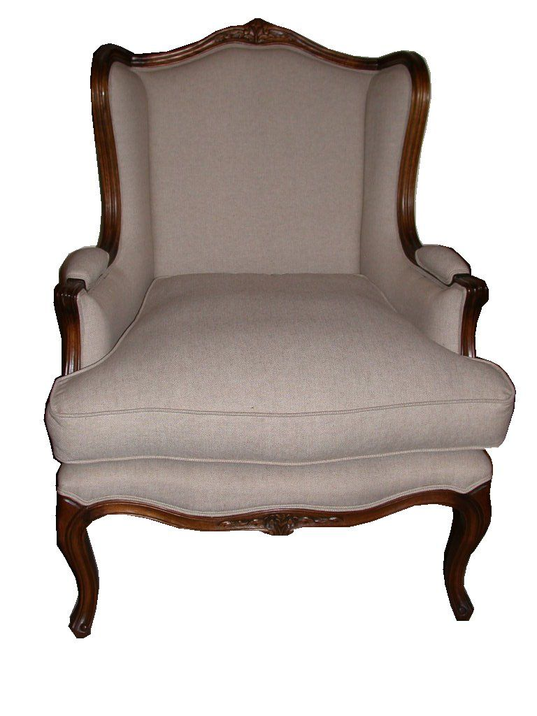French Wingback Chair French Provincial Furniture Sydney