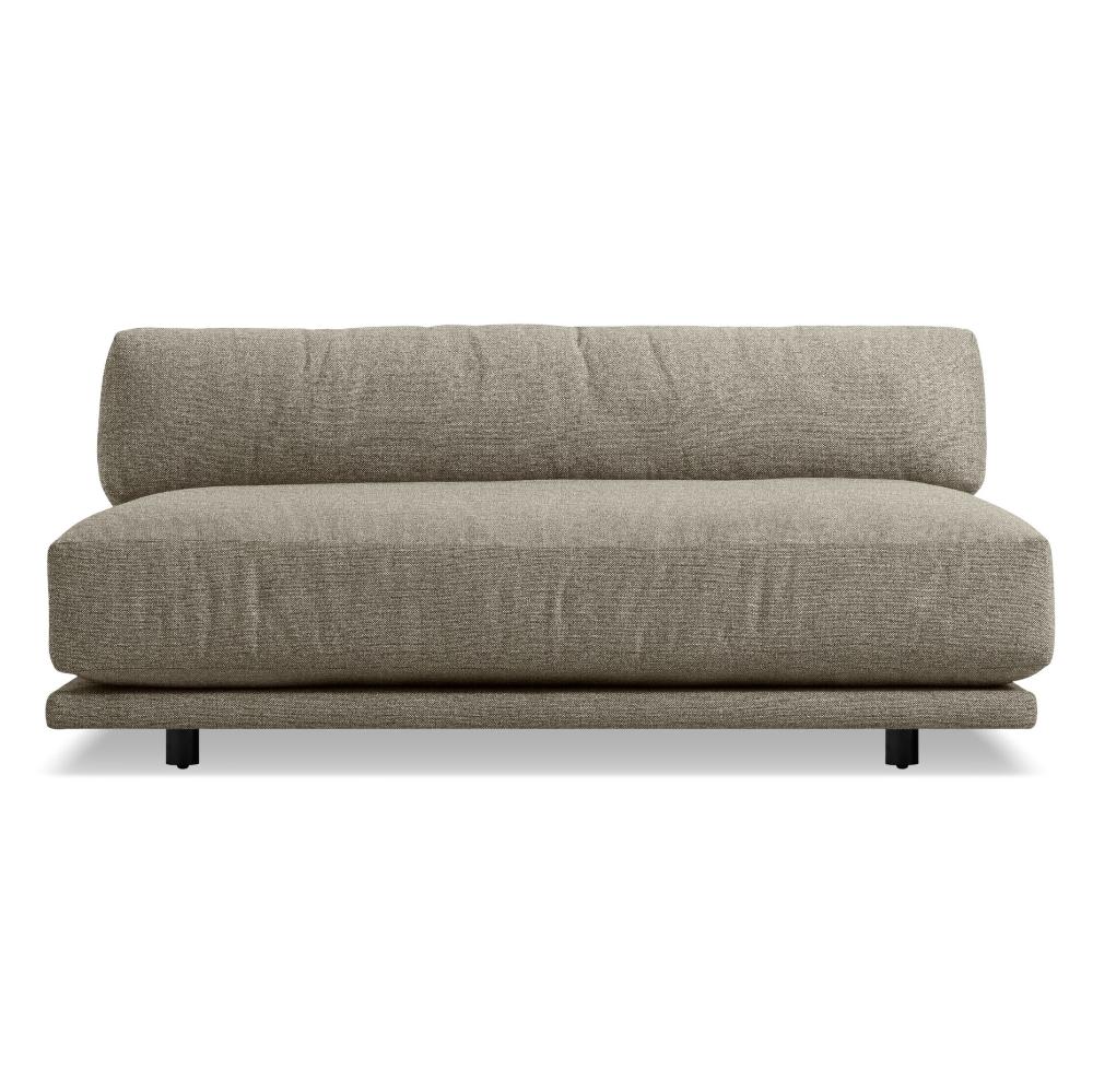 Sunday 65 Armless Sofa Modern Sofa Sofa