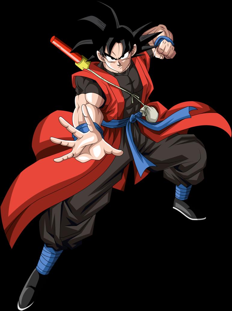 Gokus New Shoes
