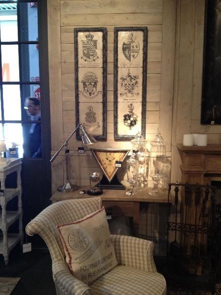 La decoración vintage e industrial de Dialma Brown | Vintage ...