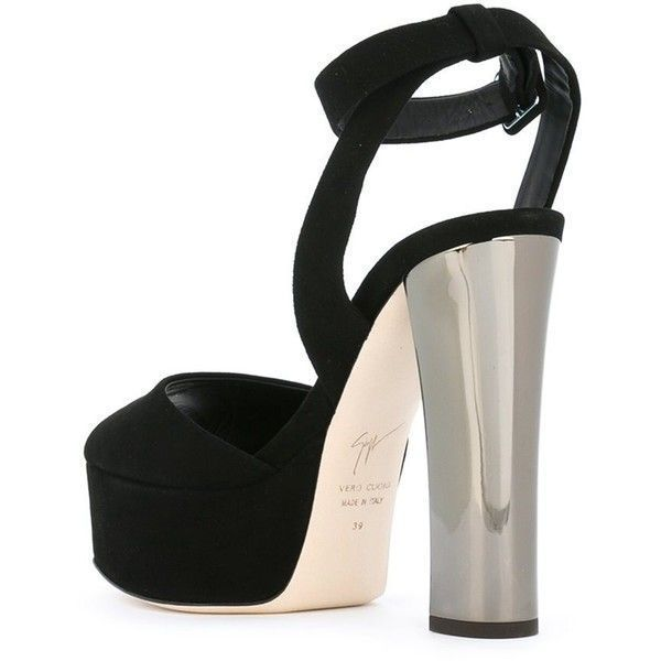 Giuseppe Zanotti Design Betty sandals (1.463.950 COP) ❤ liked on Polyvore  featuring
