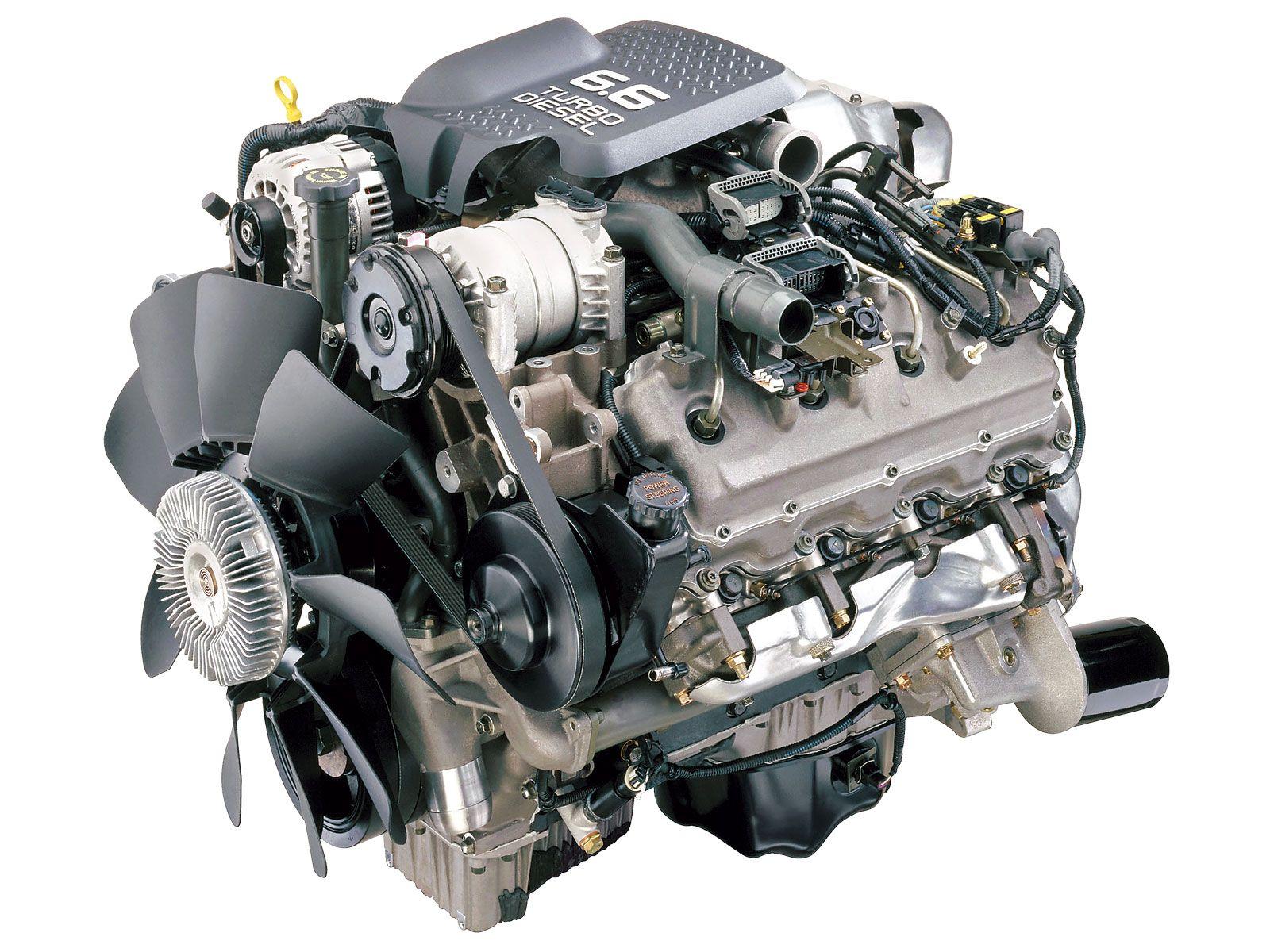 1301dp 07 Diesel Engine Spotters Guide Duramax 6600 Lb7 Photo 7