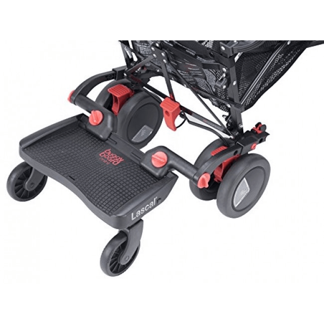 Lascal Buggy Board Mini in Red Olivers BabyCare