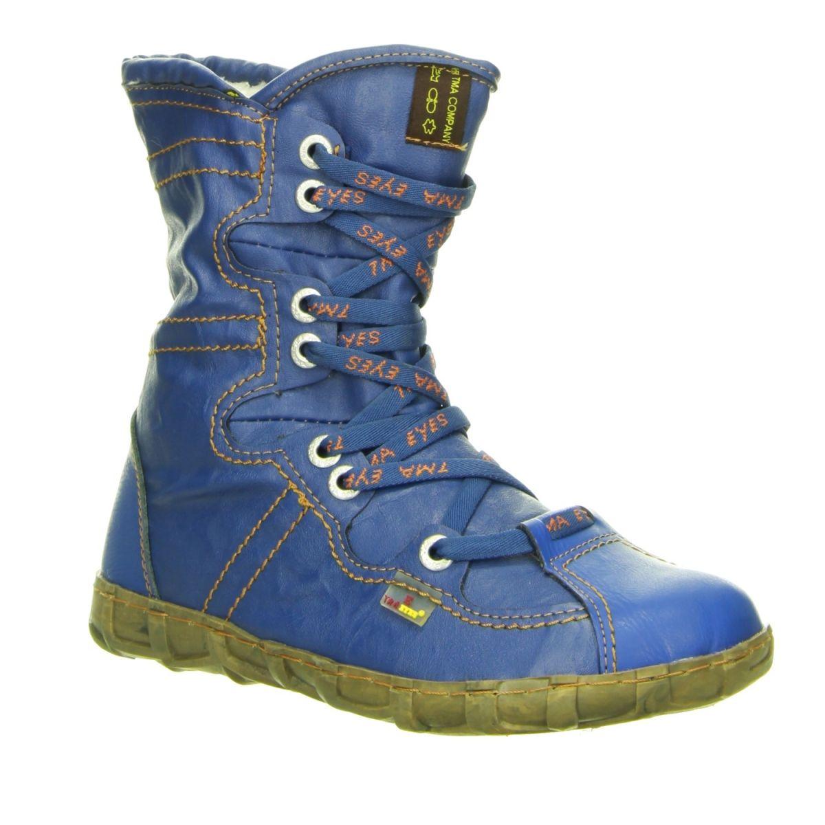 TMA Warmfutter - Warmfutter-Boots Blau im Salamander Onlineshop - 271.611 632023