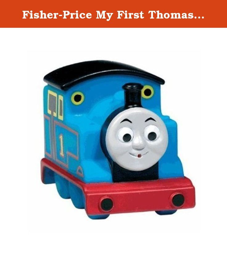 Fisher-Price My First Thomas The Train Bath Squirters. It\'s time for ...