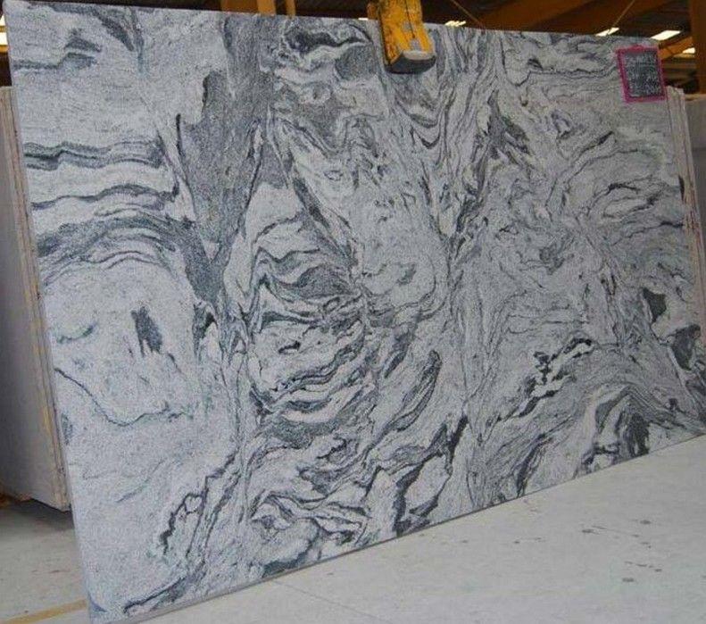 Viscon White Granite Kitchen Home Design Fireplace And