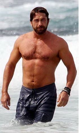 Gerard Butler My Kind Of Guy Have Mercy My Favorite Things
