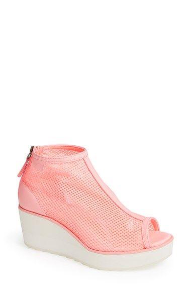 PUMA by Hussein Chalayan 'Hakkoda' Open Toe Wedge Sneaker