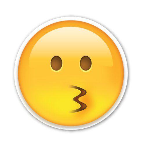 Ta Da The Real Meaning Behind Those Vague Emoji Kiss Emoji Emoji Stickers Emoji