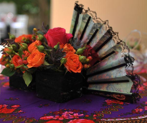 Spanish Theme Decorations