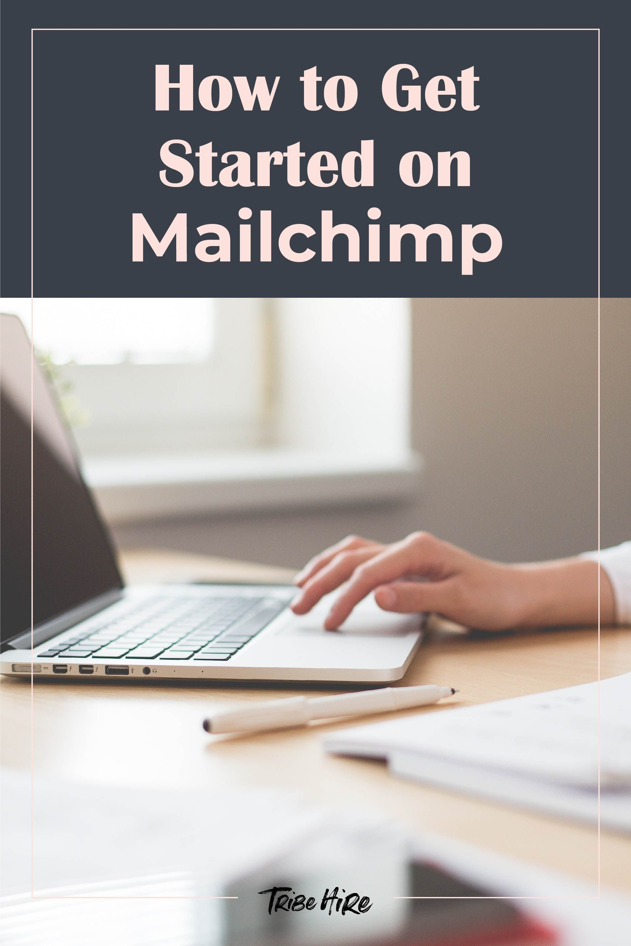 How To Get Started On Mailchimp In 2020 Digital Marketing Manager Mailchimp Making Money On Etsy