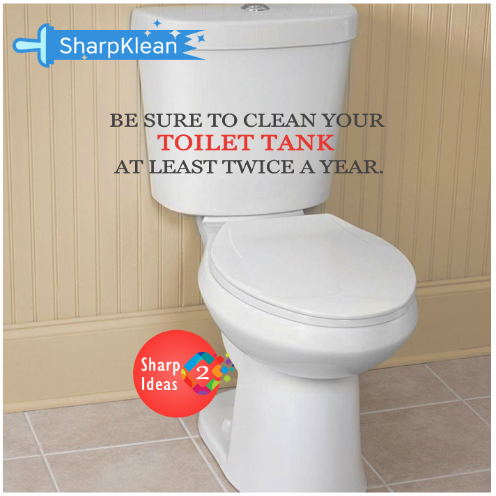 Tips To Make Your Toilet Tank Sparkle Remove The Lid You