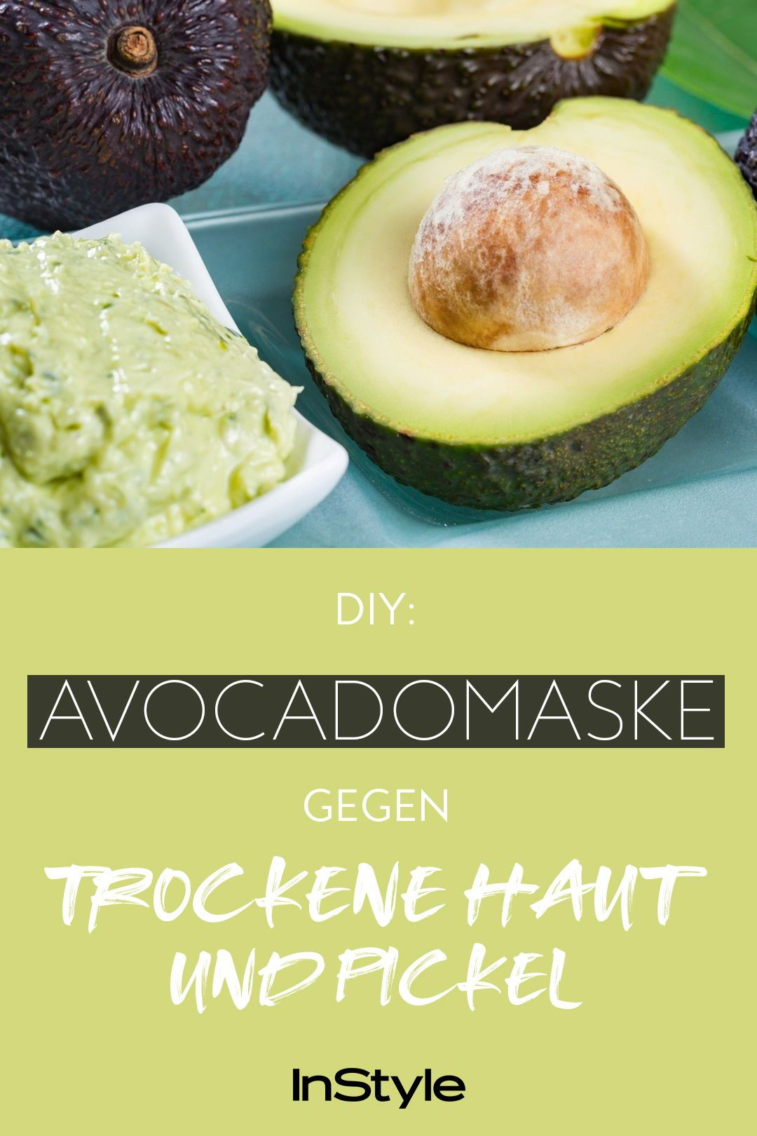 Photo of Naturally beautiful: make your own avocado mask