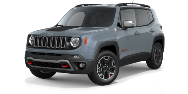 Build Price Select Model Jeep Renegade Trailhawk Cars