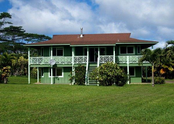 Kalihiwai Ridge Agricultural Property on Kauai with Idyllic Hawaii