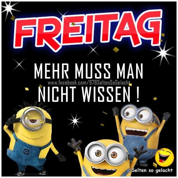 Freitag GB Pics | GUTEN MORGEN , GUTEN TAG | Minions ...