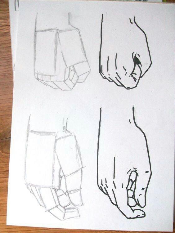 100 tutos dessins faciles à faire pour apprendre à dessiner plus facilement