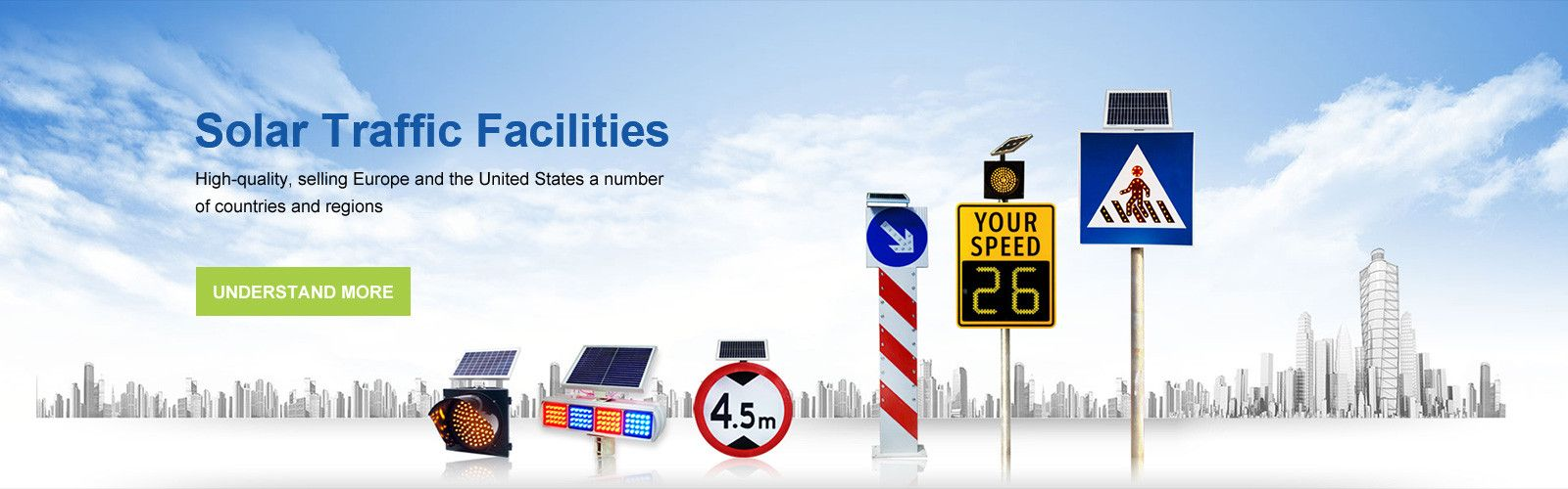 Hunan Xiangxu Traffic Lighting Hi Tech Co Ltd Is A Professional Manufacturer Which Focus On Road Safety Equipment Producti Traffic Signs Traffic Light Solar
