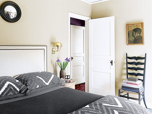 Why+It+Works:+A+Creative+Director's+Small+Space+Home+via+@domainehome