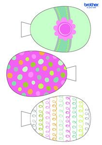 photograph about Printable Easter Decorations referred to as Printable Easter Decorations Products Free of charge Templates