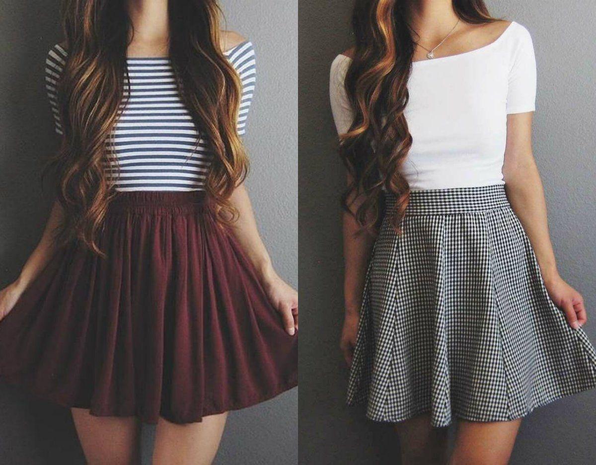 ce4dd6ccda98 ropa de moda para adolescentes de 13 años, Toda la tendencia | María ...