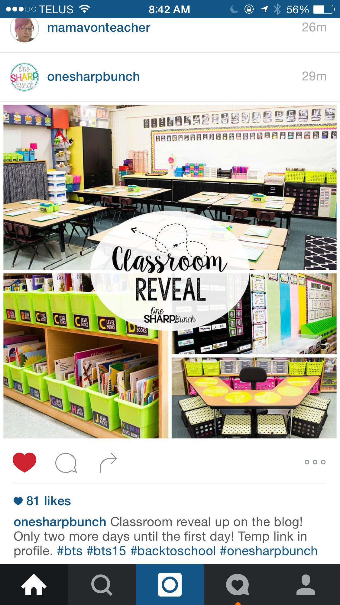 Pin Di Liz Carlson Su Classroom Organization And Decor