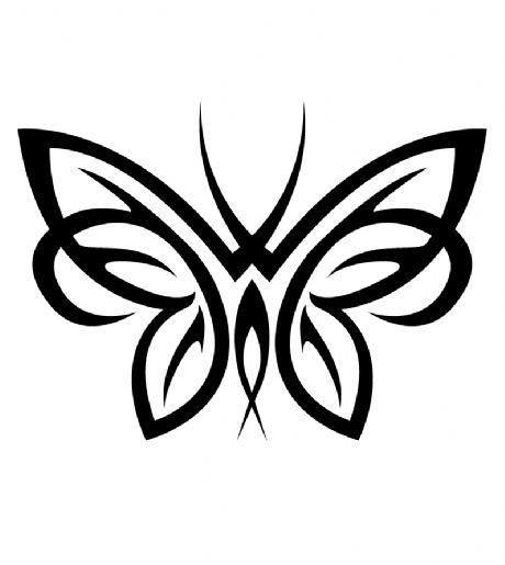 Papillon dessin recherche google design coloring pages papillon dessin a imprimer - Silhouette papillon imprimer ...