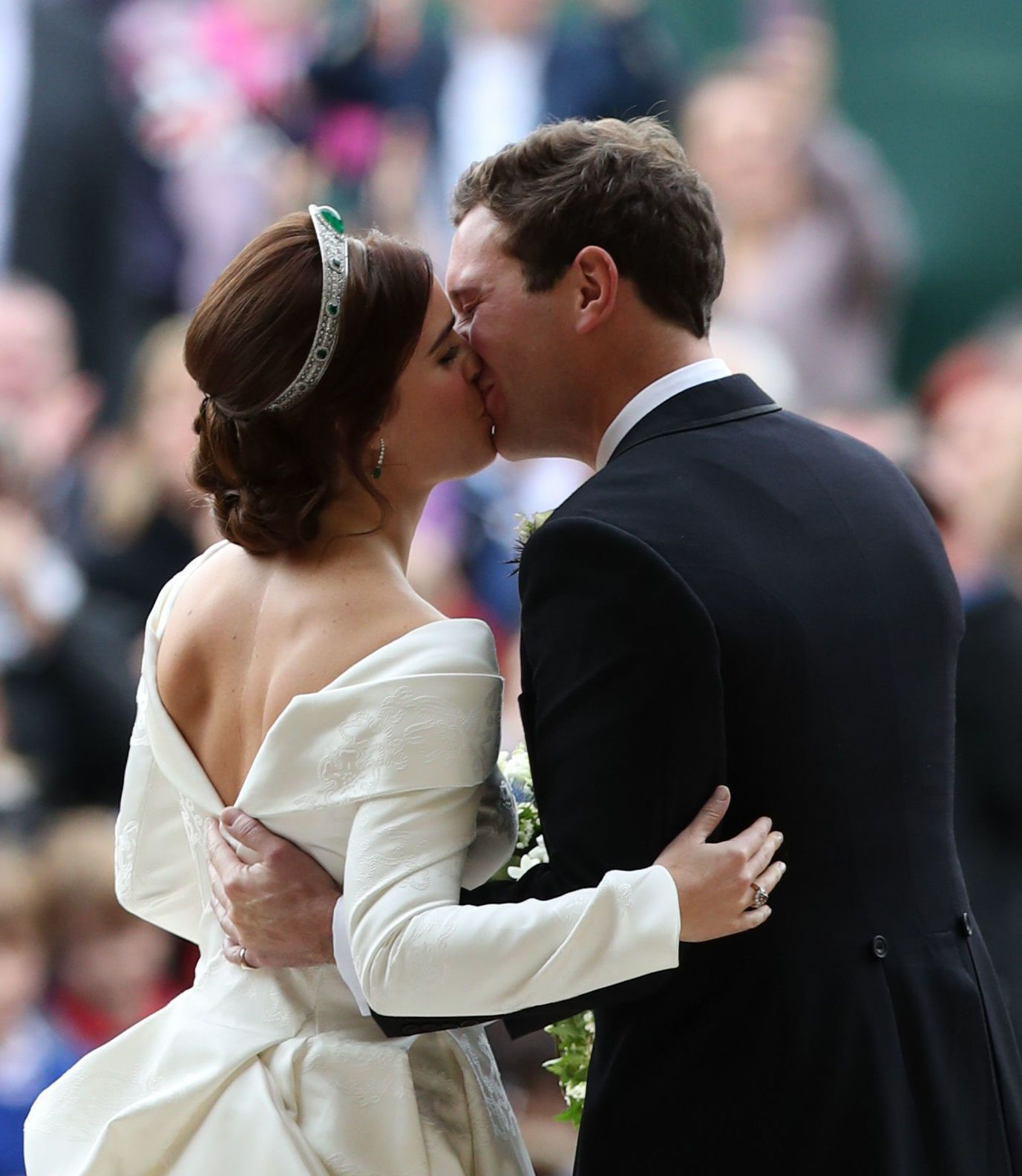 See Every Photo From Princess Eugenie And Jack Brooksbank S Royal Wedding Eugenie Wedding Princess Eugenie Jack Brooksbank Princess Eugenie [ 1584 x 1377 Pixel ]