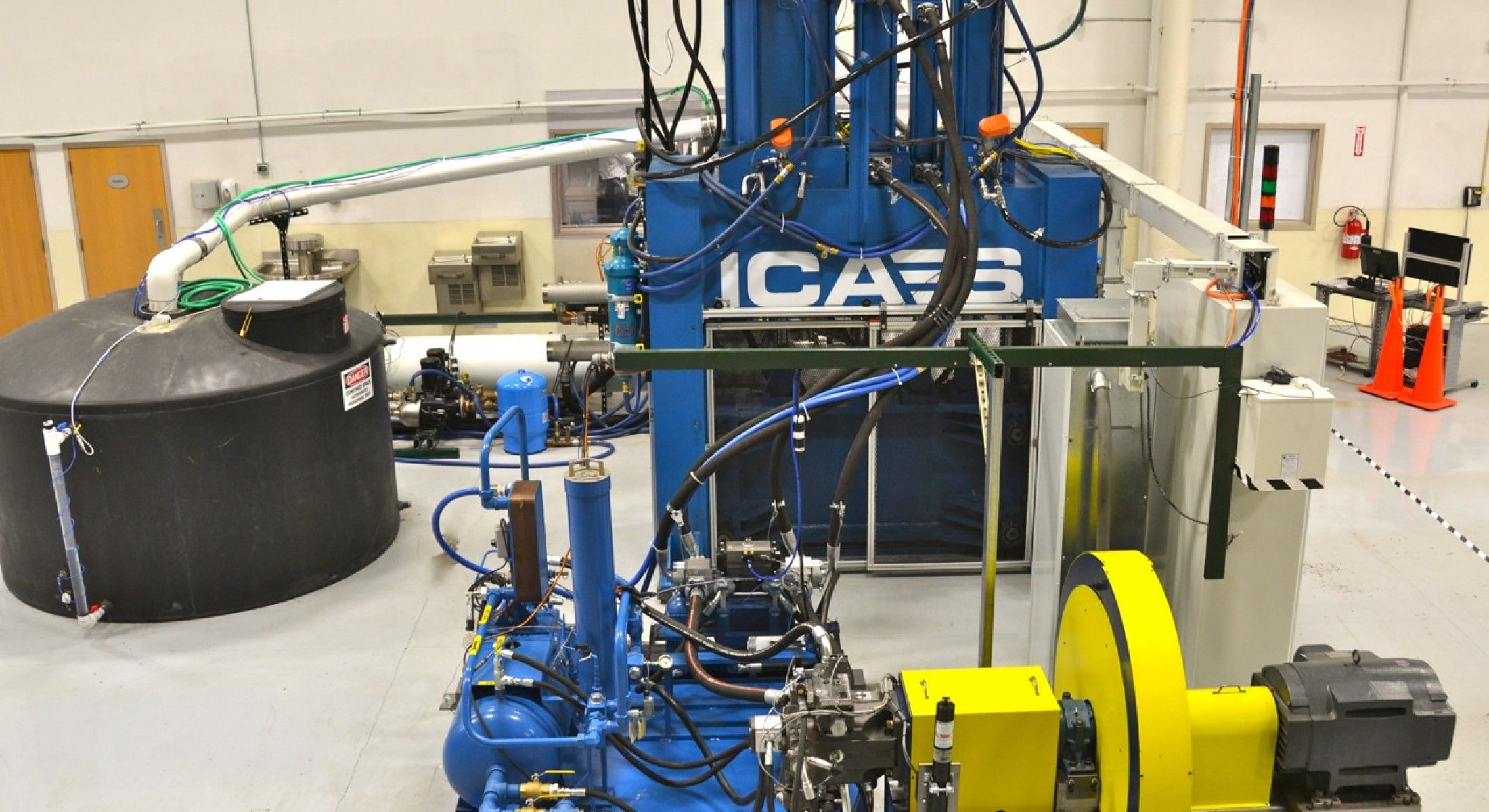 World's First Isothermal Compressed Air Energy Storage