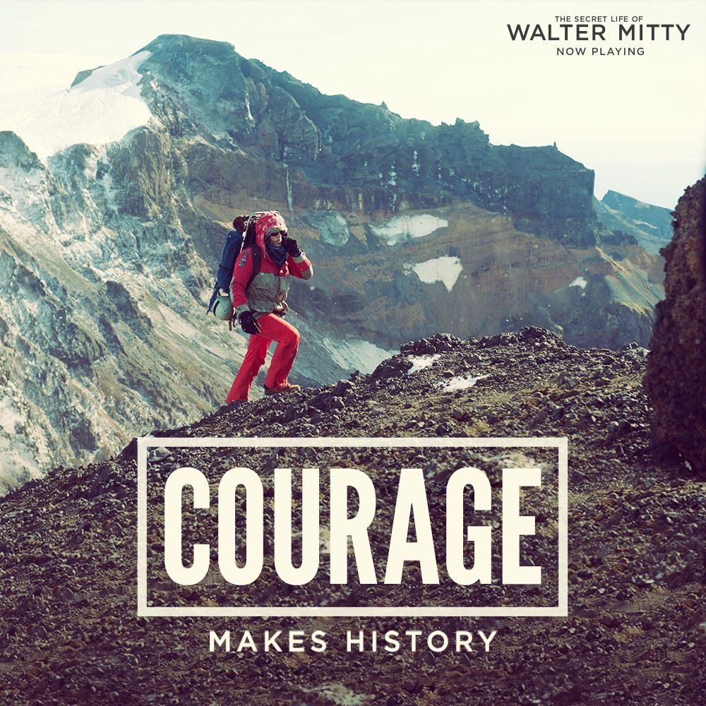 Secret Life Of Walter Mitty Quotes Wallpaper The Secret Life Of Walter Mitty No Really This Is A