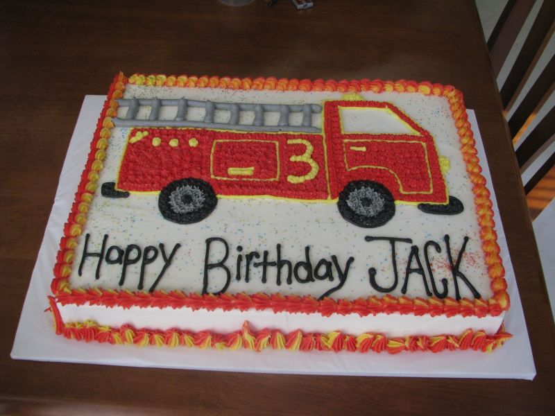 Fire Truck Cake Ideas Fire Truck Cake Ideas With Images