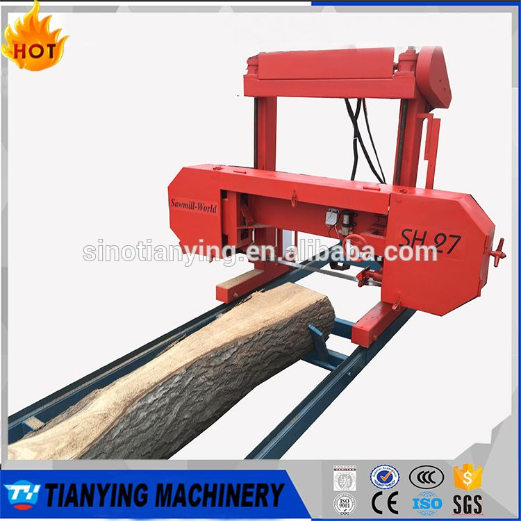 Used Portable Sawmills For Sale >> Mini Wood Cutting Used Portable Sawmill Sh 27 For Sale Alibaba