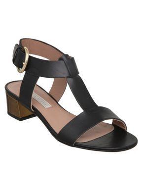 Pied A Terre Lemonbalm T Bar Sandal Womens Sandals Sandals Shoes