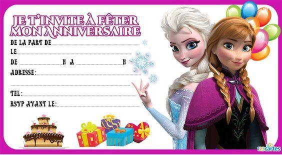 Cartes dinvitation gratuites pour un anniversaire reine des neiges cartes dinvitation gratuites pour un anniversaire reine des neiges stopboris Images