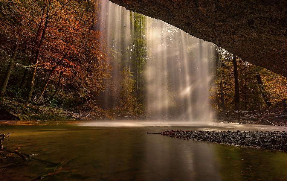 Gratis Billede Pa Pixabay Natur Efterar Vandfald Skov Vakker Natur Bilder Natur