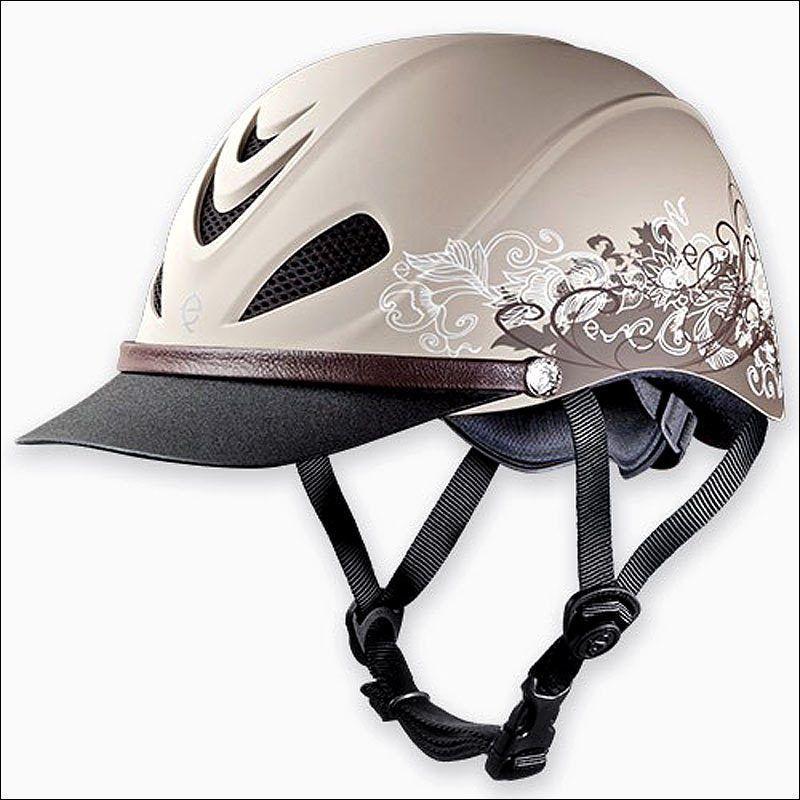 Troxel Traildust Dakota Maximum Vented All Trail Western Trail Riding Helmet Riding Helmets Western Helmet Equestrian Helmet