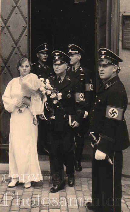 SS wedding