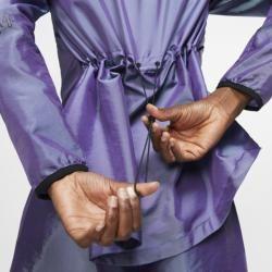 Photo of Nike Full Zip Women's Running Jacket – Purple Nike