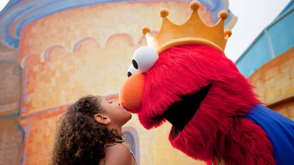 Sesame Street Kids Weekends back this April at Busch