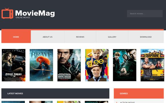 Blogger Blogspot Templates Movie Mag Blogger Template For Movies Blogger Templates Free Blogger Templates Blogspot Template