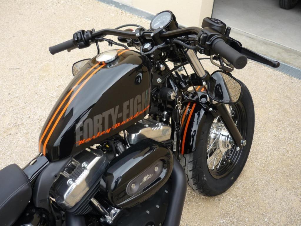 Retroviseur Harley Davidson Sportster Origine