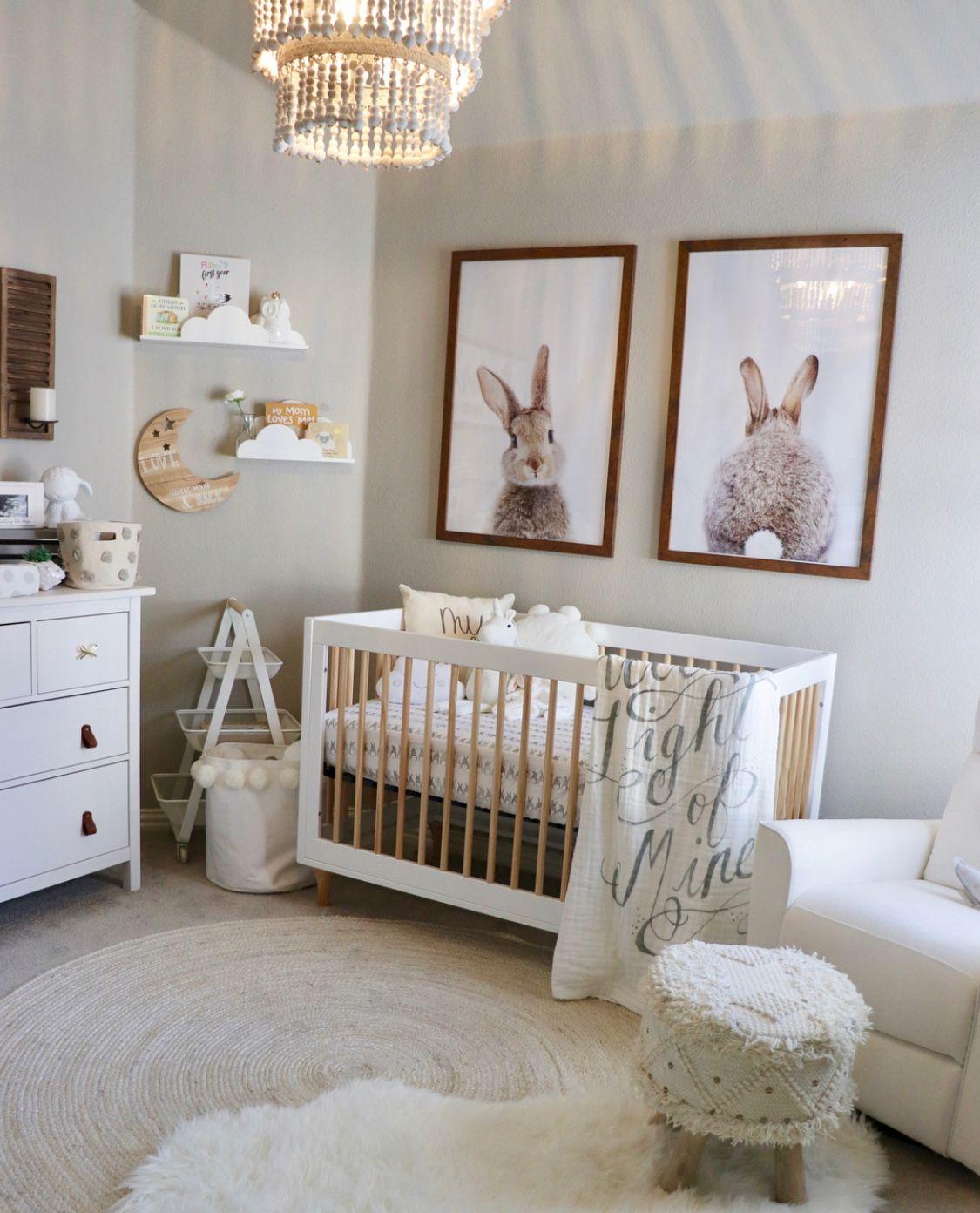 Babyzimmer Genderneutral Kinder Zimmer Kinderzimmerdekoration