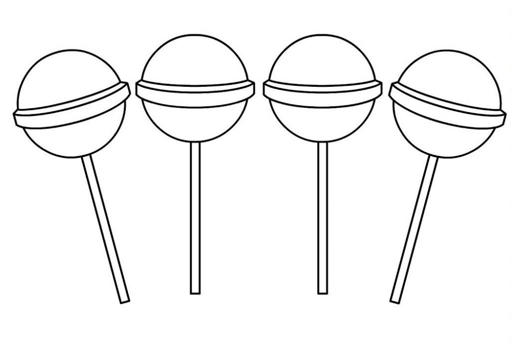 Lollipop Coloring Pages Bird Coloring Pages Candy Coloring