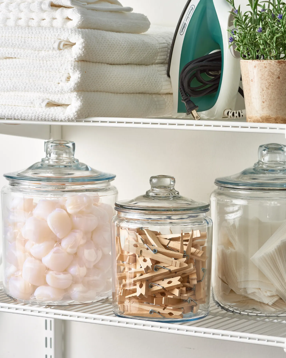 16 Clever Hacks That Will Organize Your Laundry Situation For You
