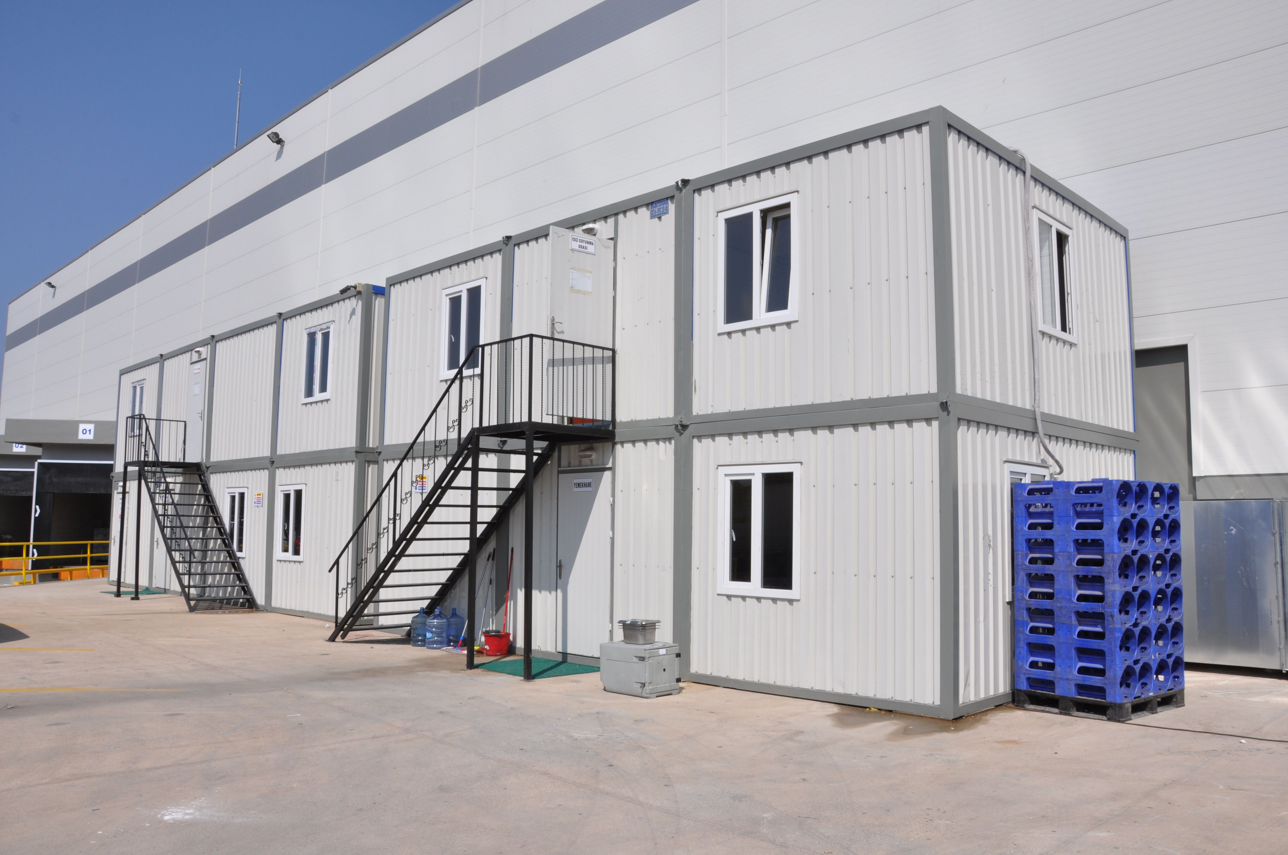 Prefab Buildings, Container Houses, The Building, Benefits Of, Tiny Houses,  House Design, Storage Container Homes, Small Homes, Container Homes