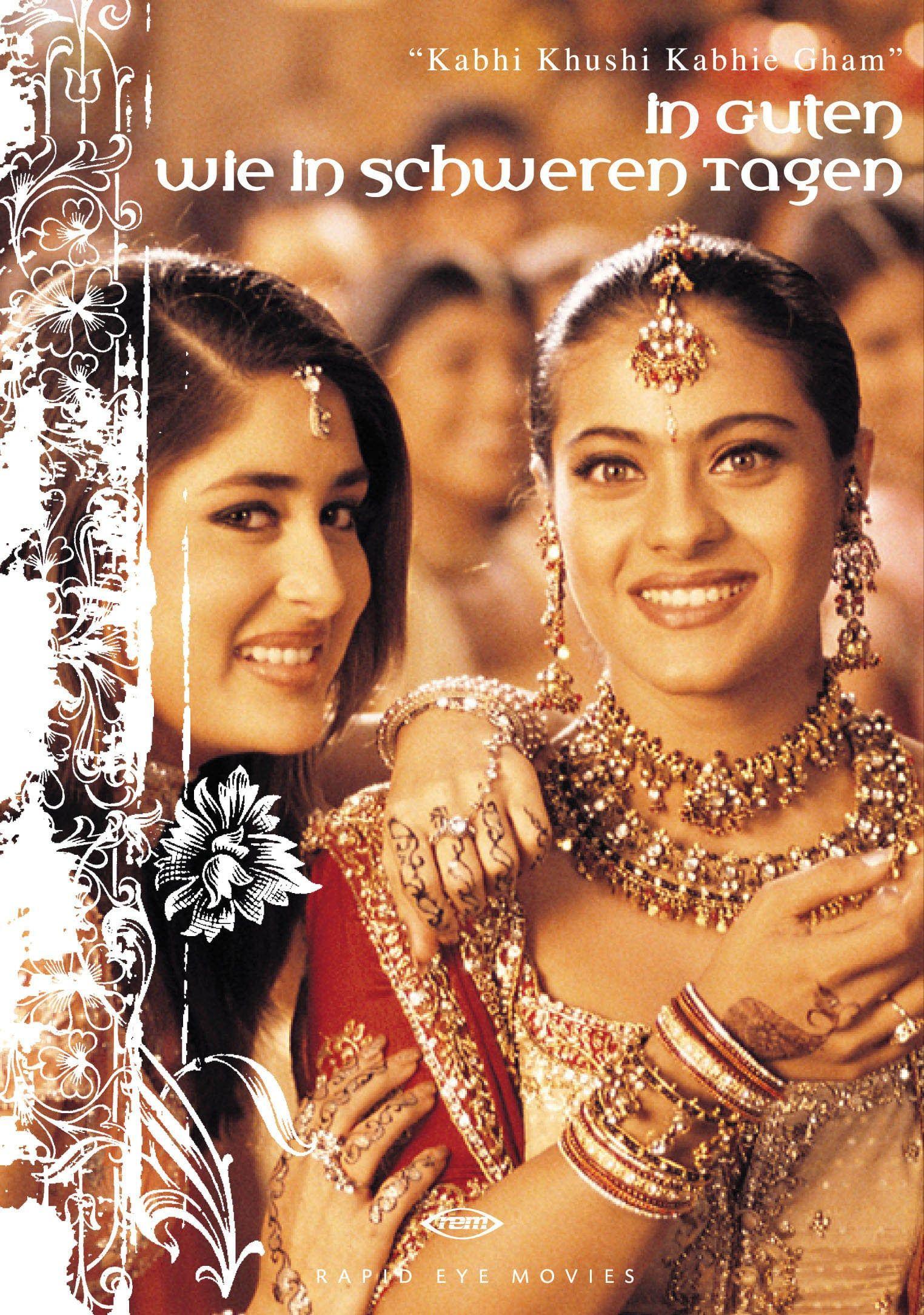Kabhi khushi kabhi gham full movie english