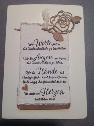 Trauerkarte Schreiben Spruch Sprüche Trauerkarte 2019 11 10