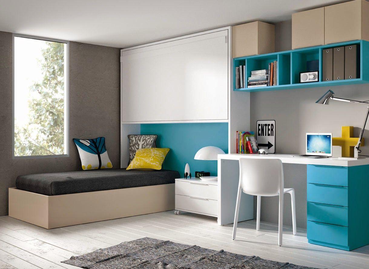 Dormitorios juveniles para dos hermanos dormitorios juveniles habitaciones infantiles y - Dormitorios juveniles en madrid ...